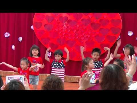 2015 母親節感恩會_幼兒園表演